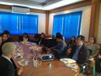 ทีมงานบริษัทนันทนาร่วมกับตัวแทนชุมนุมสหกรณ์ออมทรัพย์ICT(สหกรณ์ออมทรัพย์ครูร้อยเอ็ด)